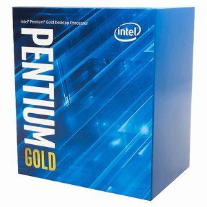 Cpu Intel Pentium Gold G6400 (4m Cache, 4.00 Ghz, 2c4t, Socket 1200)