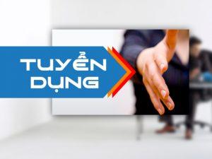 Tuyen Nhan Vien Ho So Ky Thuat