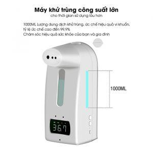 May Do Than Nhiet Xit Khuan Tu Dong 2 Trong 1 V18 Pro K10 Pro 3