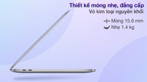 Laptop Apple Macbook Pro M1 2020 8gb 256gb Space Grey (myd82sa A)